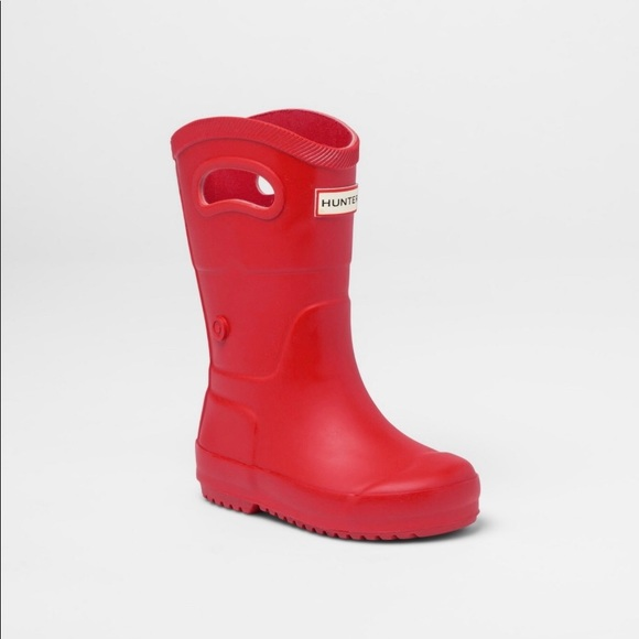 Hunter Tall Rain Boots Toddler